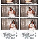 Barbara's 70th Bash