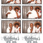 Barbara's 70th Bash