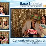 Baruch SPA Graduation