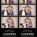 #CaskersParty