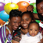 James Jr. 1st Birthday