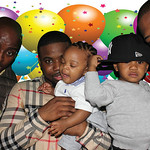 James Jr. 1st Birthday