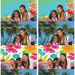 Khadira & Avery's Luau