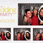 Martha Stewart Wedding Party