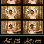 Neil's 40th Birthday