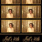 Neil's 40th Birthday